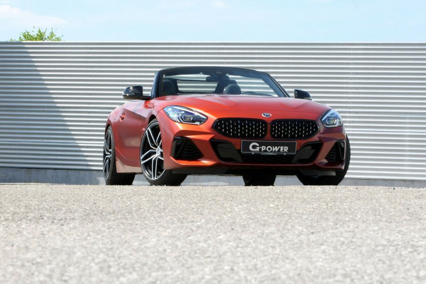 BMW Z4 M40i por G-Power, poder tuning en libertad