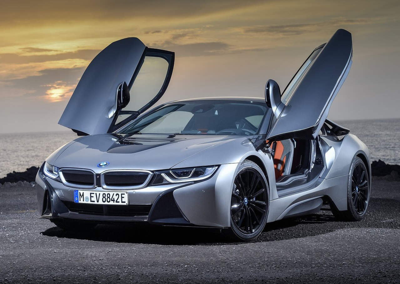 BMW i8 Coupé 2020