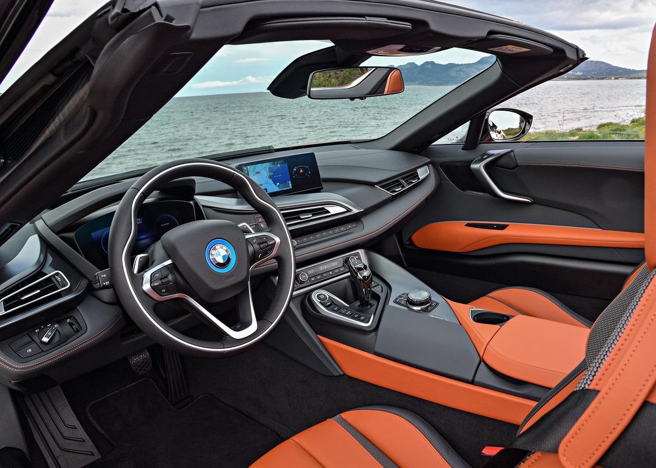 BMW i8  2020 interior