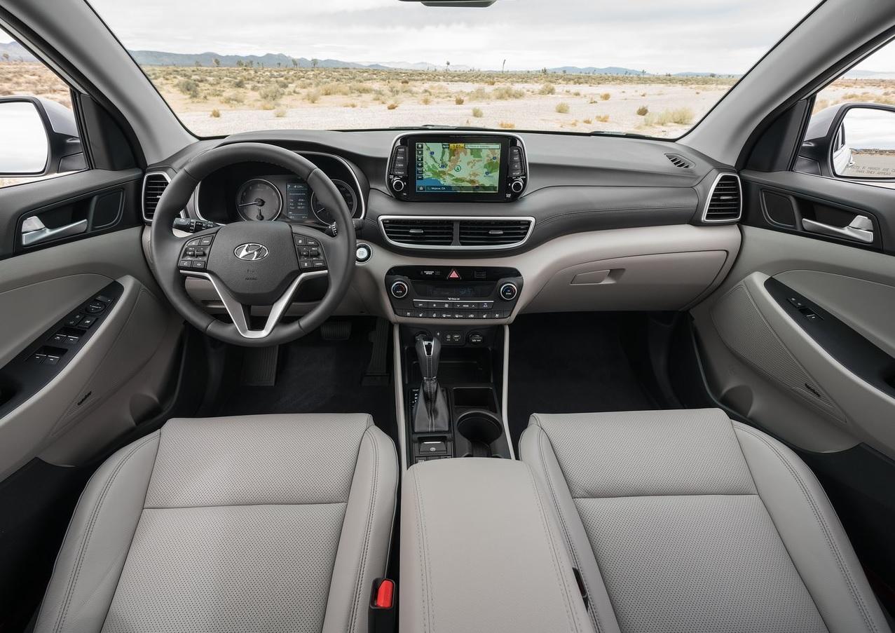 Hyundai Tucson Limited Tech 2019 resena ventajas desventajas