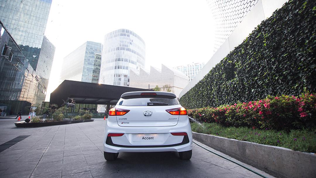 El Hyundai Accent 2020 precio es un auto ahorrador de combustible