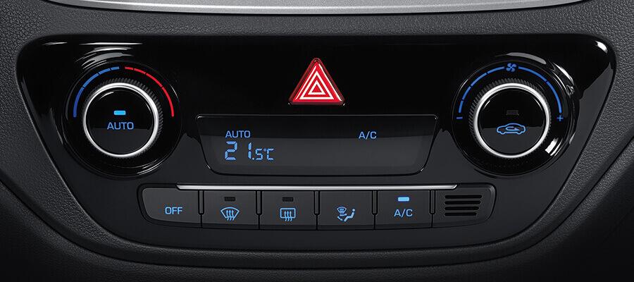 El sistema de infotenimiento del Hyundai Accent 2020 precio es básico, pero suficiente para una experiencia agradable durante el trayecto