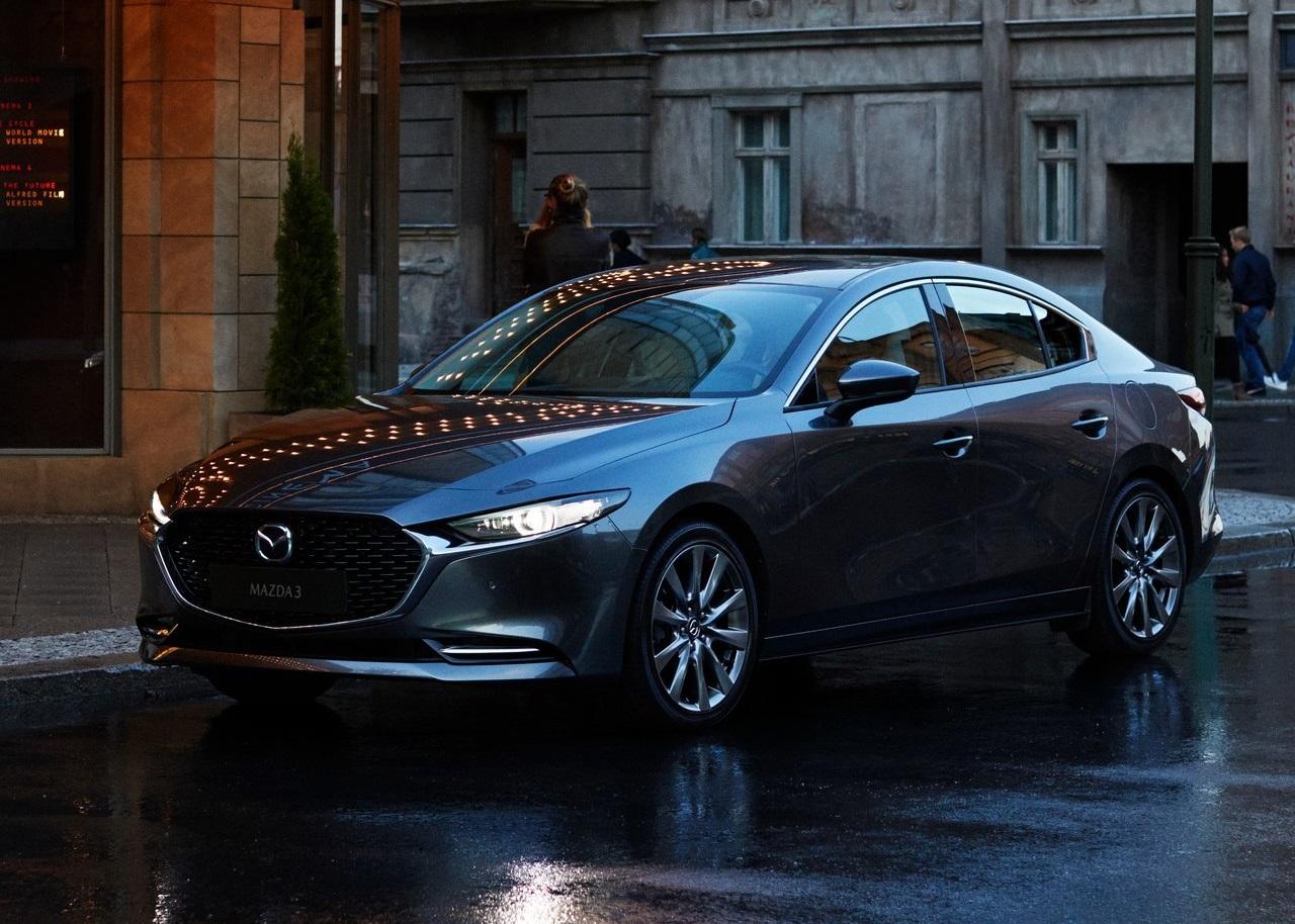 Mazda 3 sedán 2019