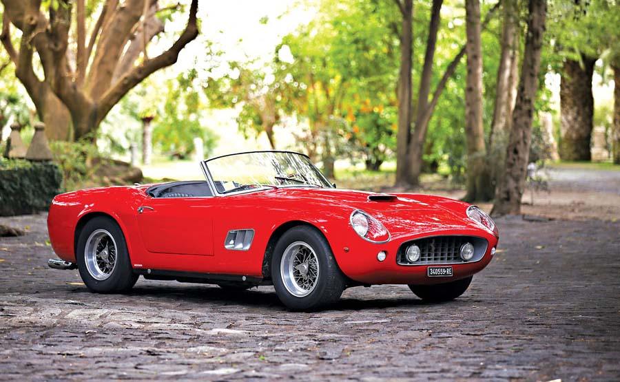 El Ferrari 275 GTB/C Speciale 1964 se subastó en más de 300 millones de pesos