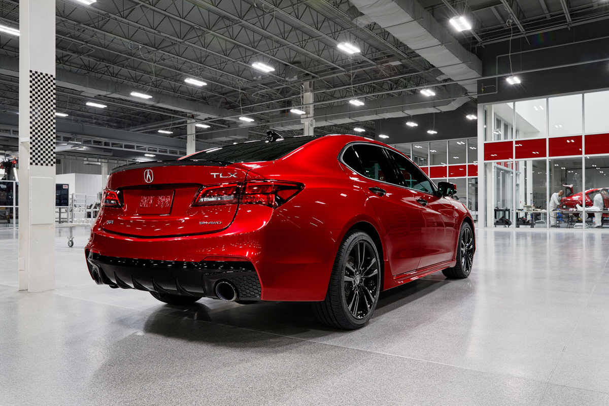 Acura TLX PMC 2020