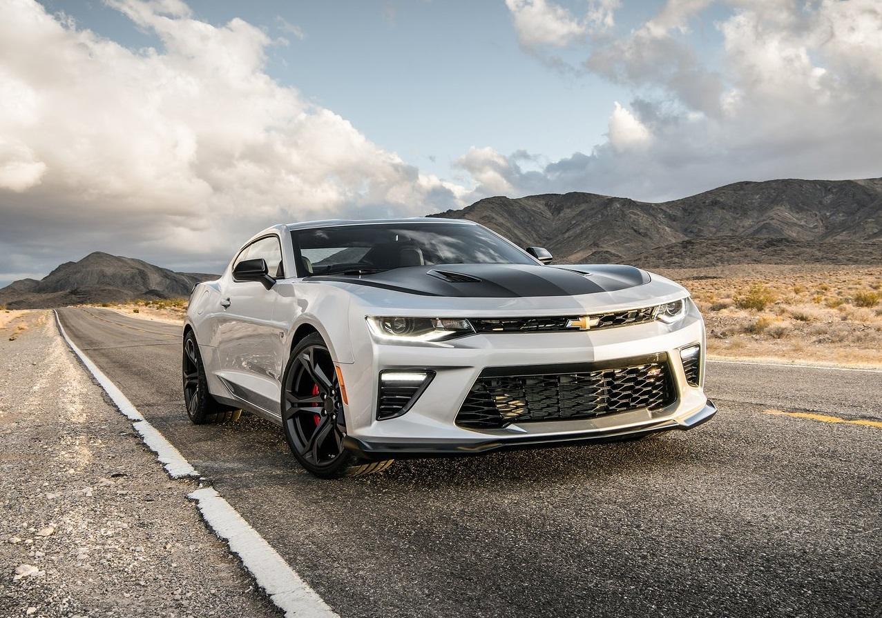 Chevrolet presentará una nueva edición Redline para el Camaro