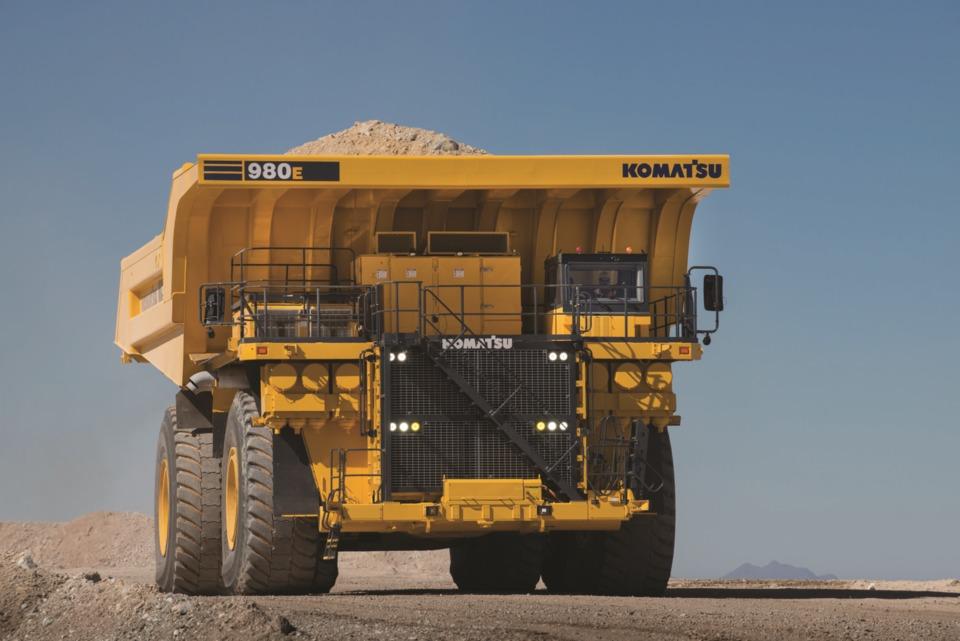 Estos son los camiones más grandes del mundo