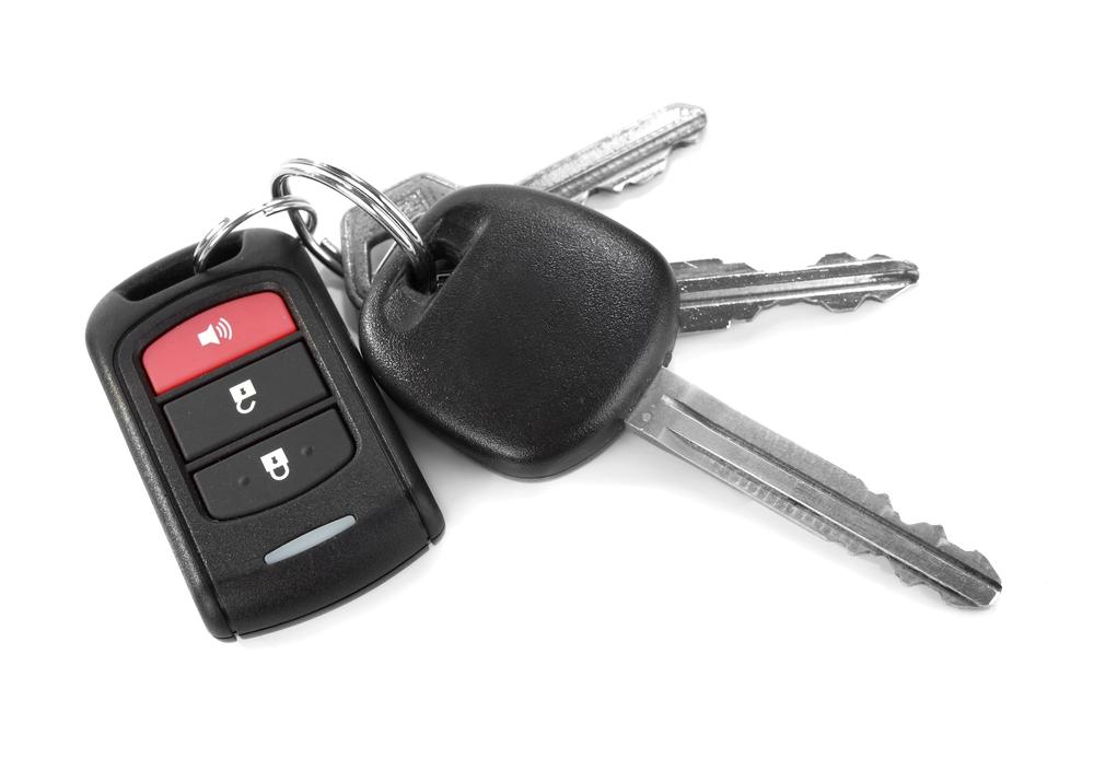 Cambio de pila para llave de auto