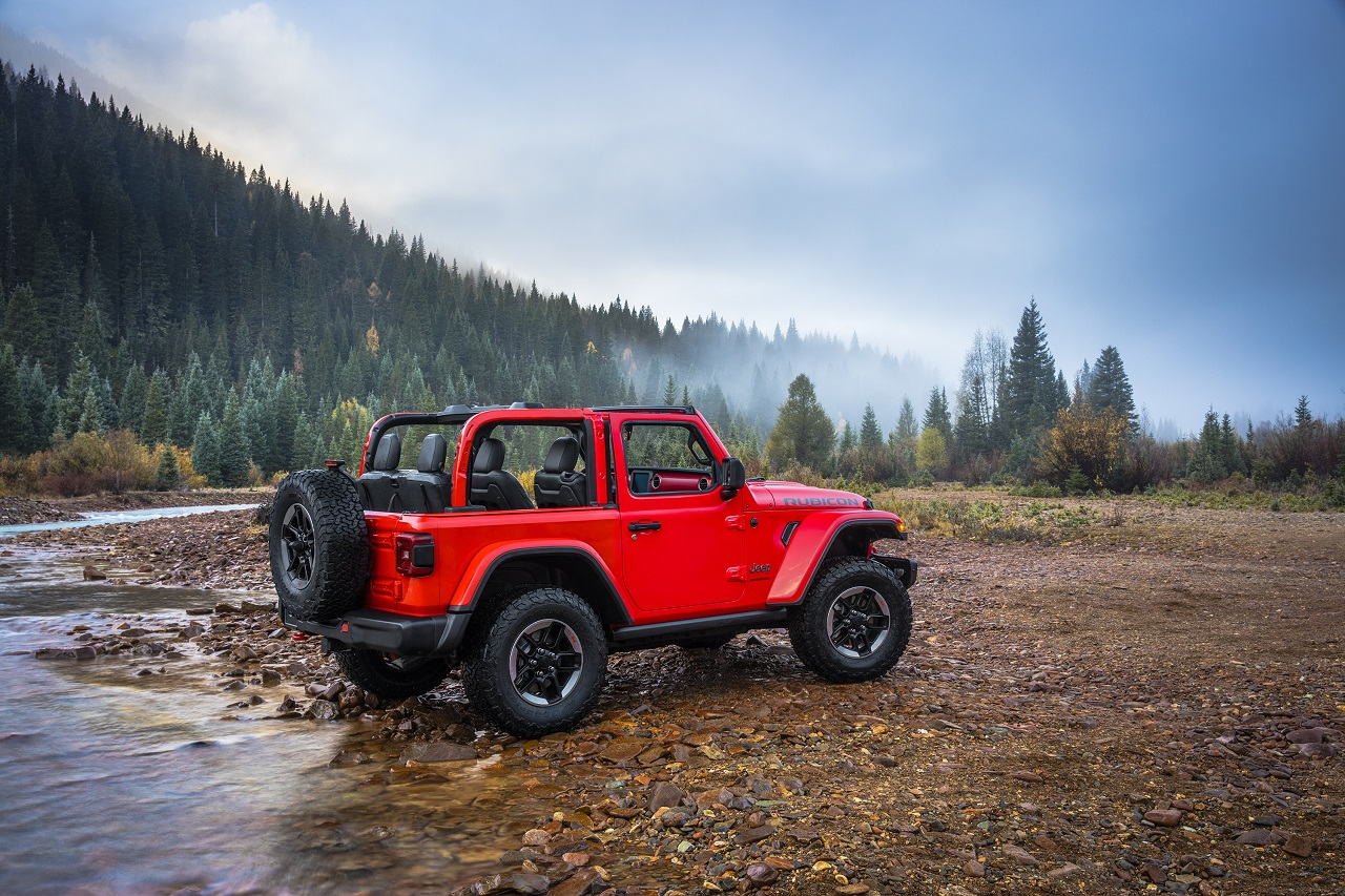 Jeep Wrangler Unlimited Rubicon 2019 resena ventajas desventajas