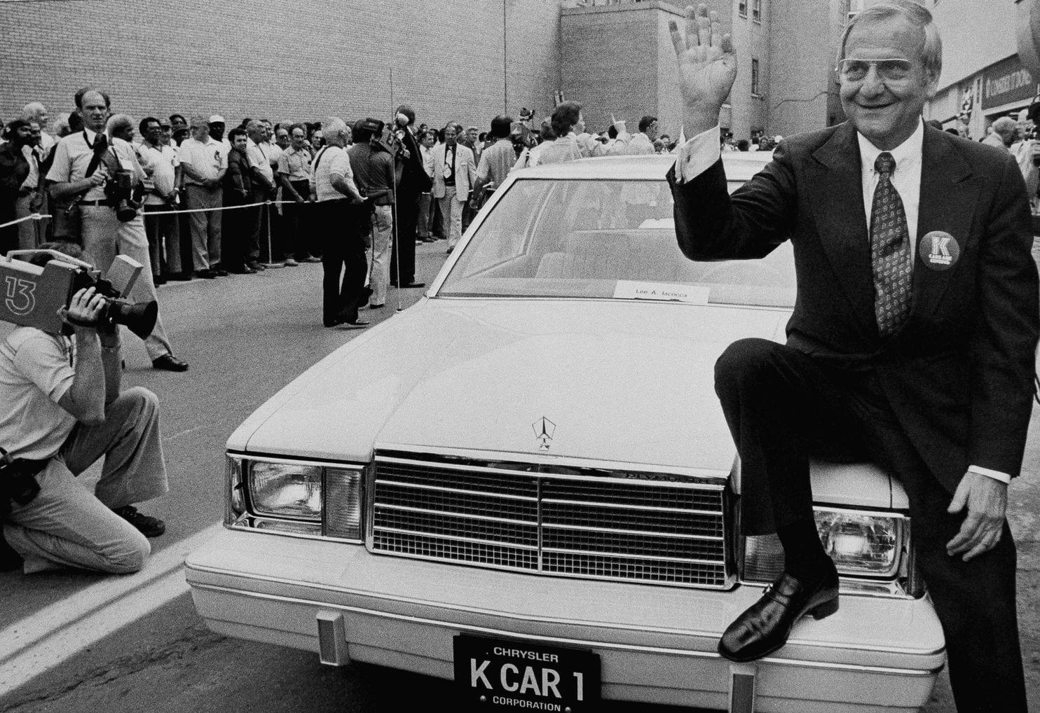 Falleció Lee Iacocca, uno de los grandes iconos de la industria automotriz