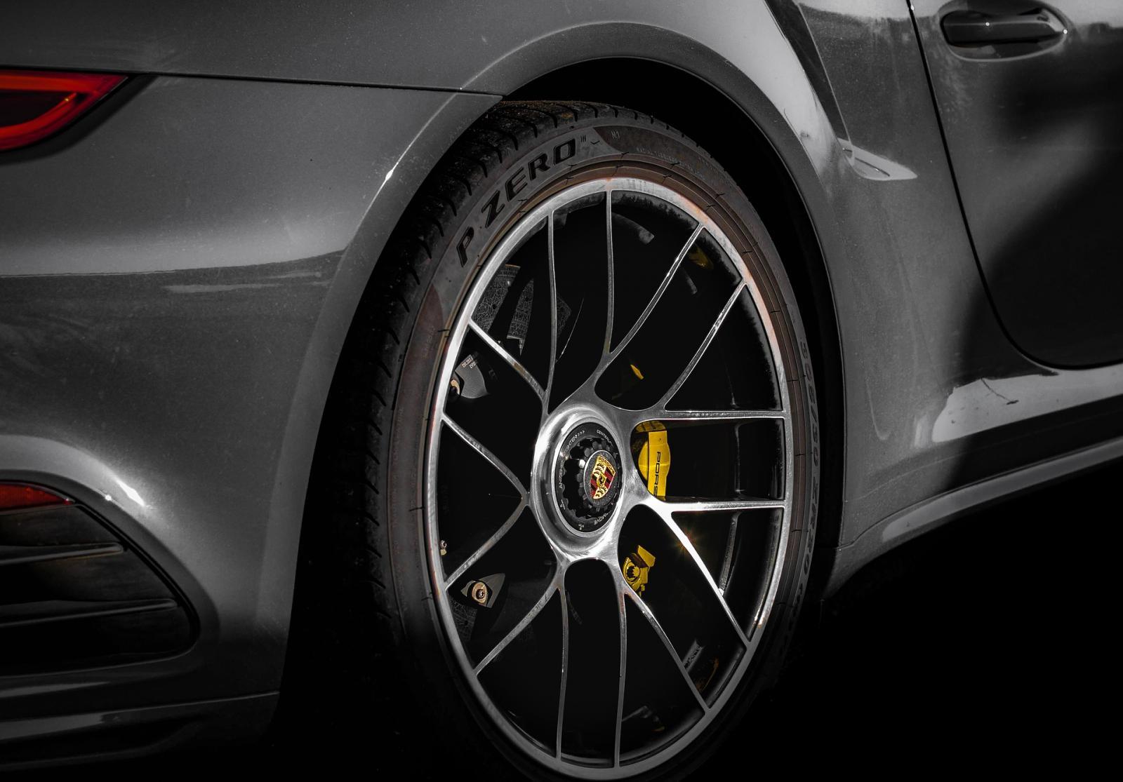 Porsche Rines nuevos