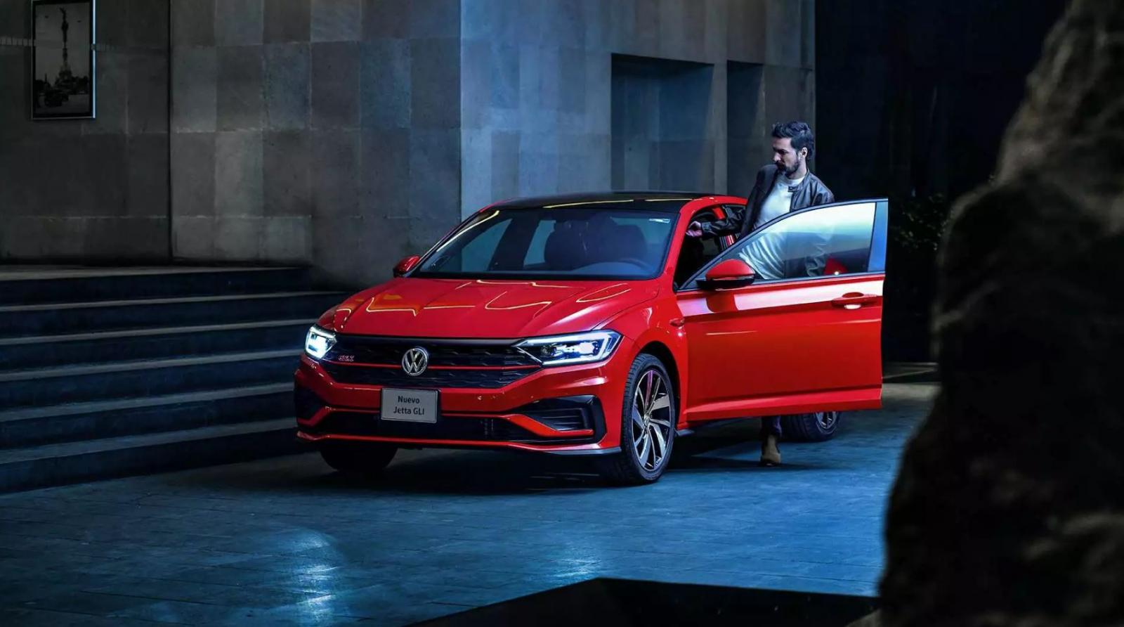 Volkswagen Jetta GLI 2019 resena ventajas desventajas