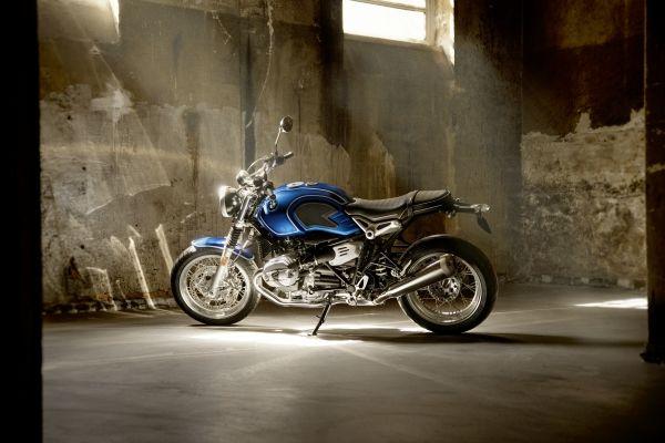 BMW celebra 50 años de la serie /5 con la R nineT/5