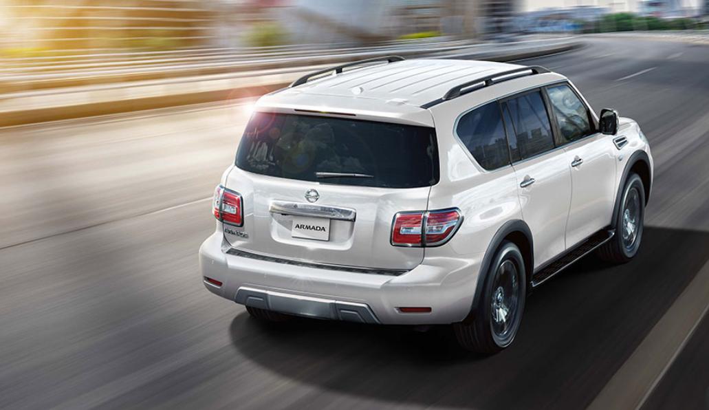 La Nissan Armada Exclusive 4WD 2019 es una camioneta premium muy equilibrada