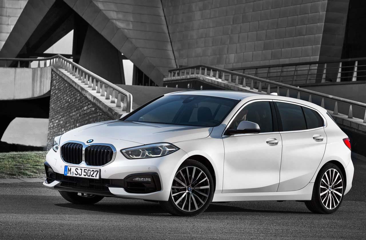 El BMW 118iA tiene un motor 3 cilindros 1.5 litros