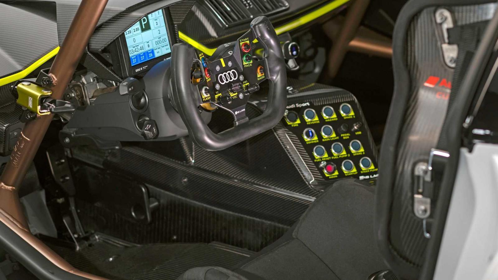 Audi R8 LMS GT2 2020