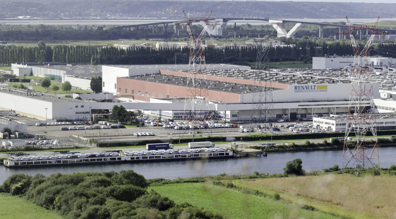 Renault planta Francia