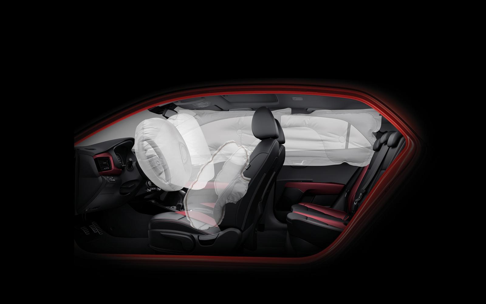 El Kia Rio 2020 precio en México lleva equipamiento de seguridad correcto, pero puede mejorar en tecnologías de asistencia al conductor
