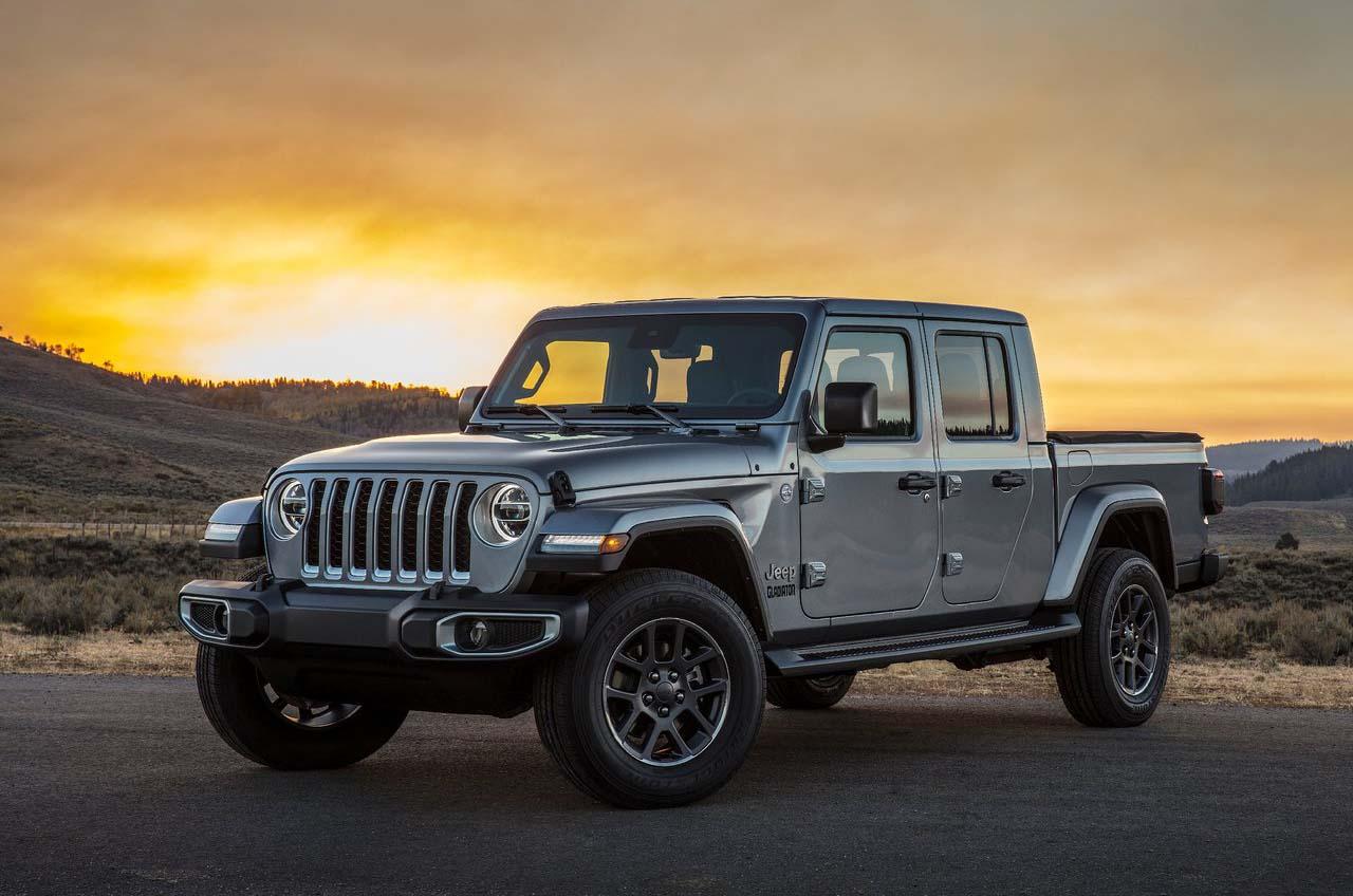La Jeep Gladiator es la nueva pick-up de la marca