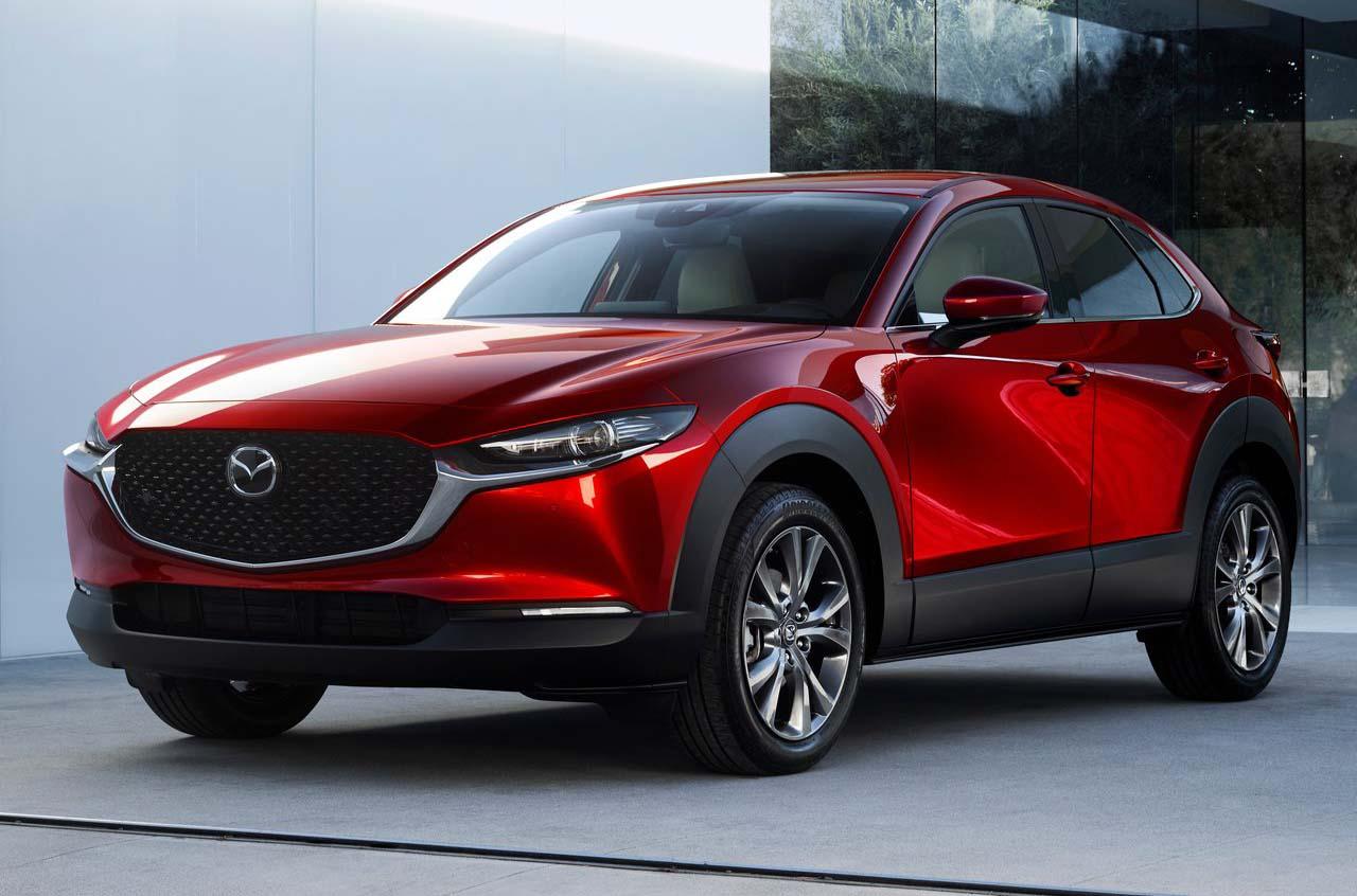 La Mazda CX-30 tendrá la base de diseño KODO