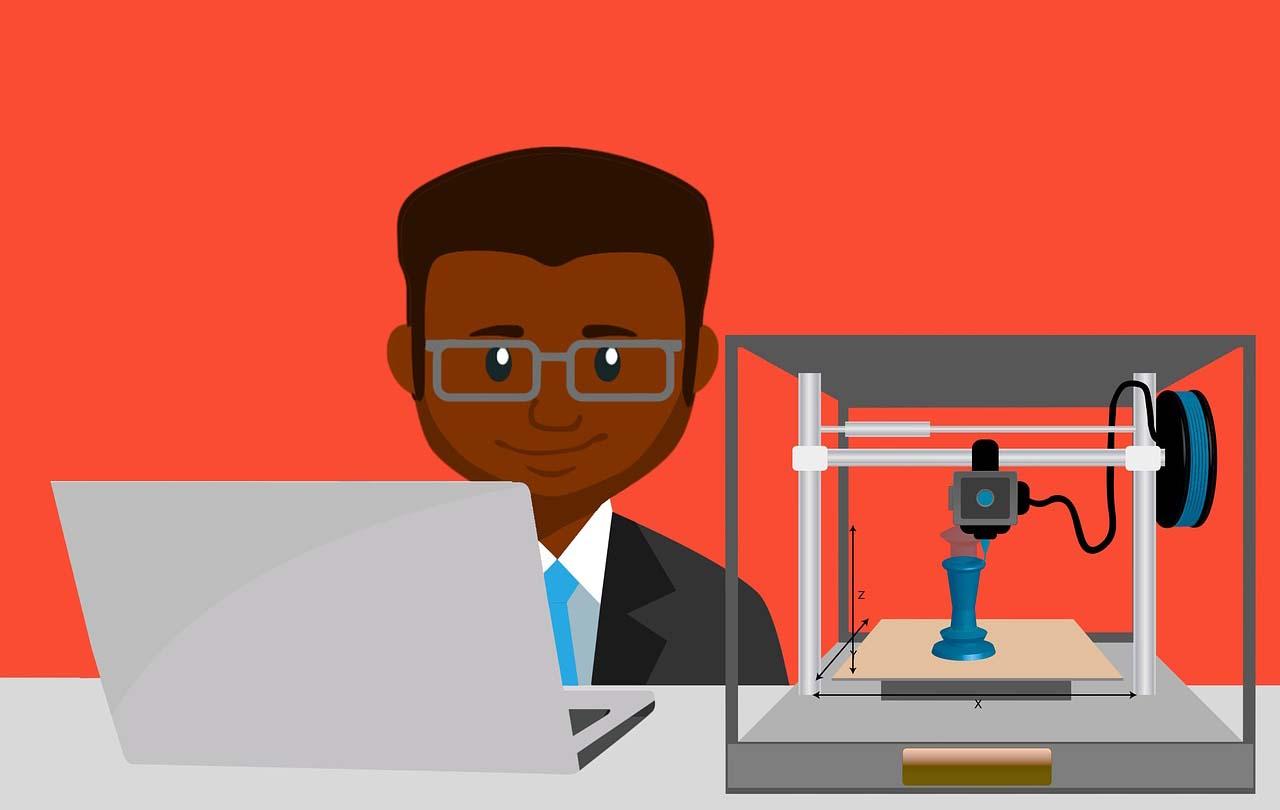 La impresión en 3D ya tiene uso en la industria automotriz