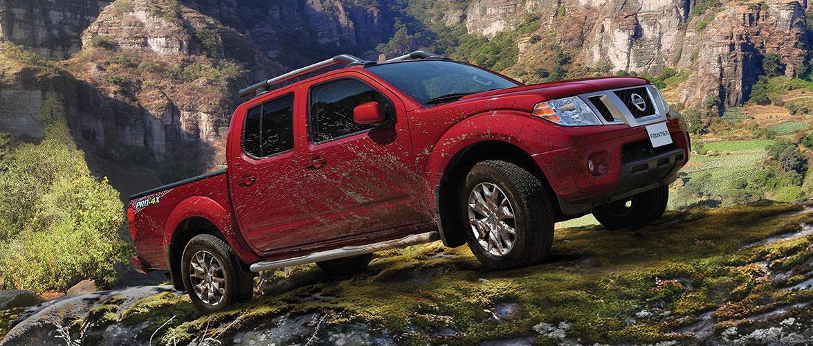 Nissan Frontier Pro 4x 2019 resena ventajas desventajas