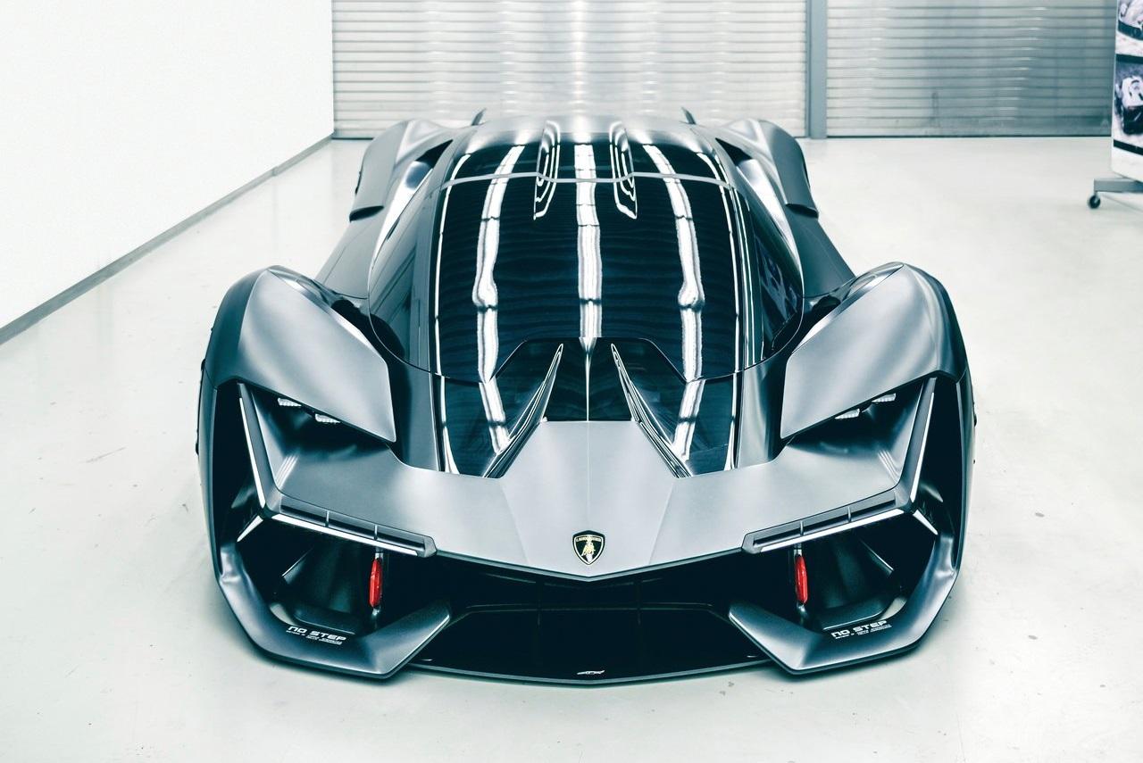 Lamborghini Unico hará su debut en Pebble Beach