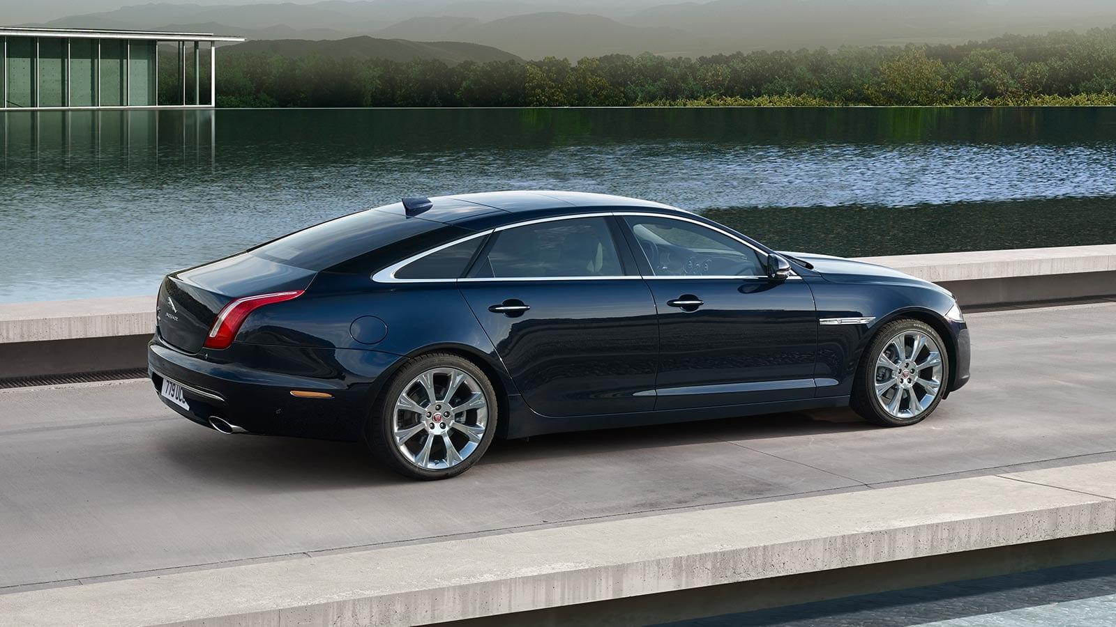 El Jaguar XJ eléctrico fortalece la apuesta de la marca rumbo a la movilidad sustentable