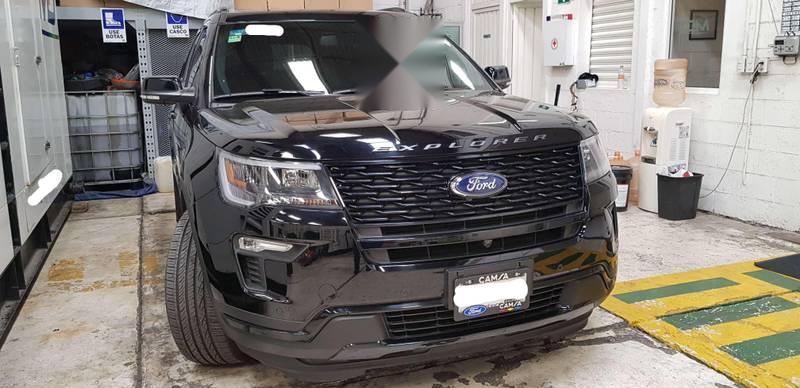 se vende un ford explorer de segunda mano