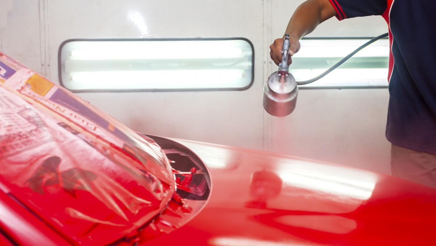 : Cómo saber si tu auto quedó bien pintado