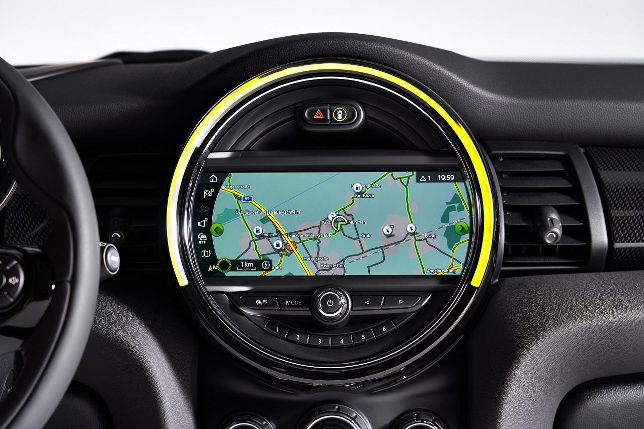 Mini SE 2020, el primer modelo eléctrico de la marca hace su debut