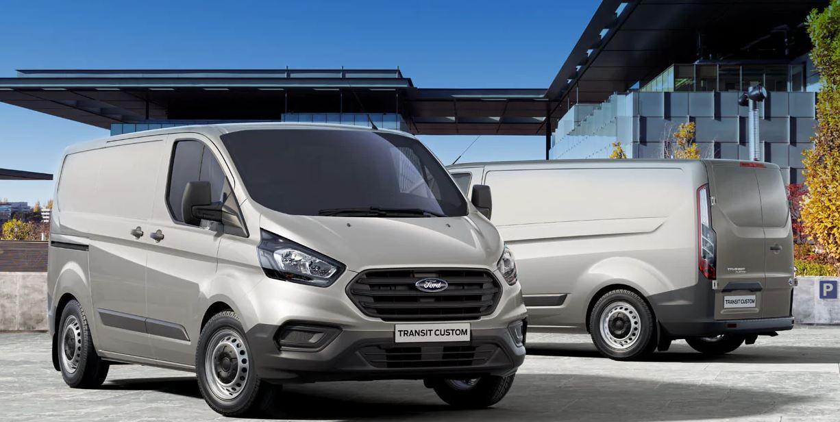 Ford Transit Custom 2019 precio en México