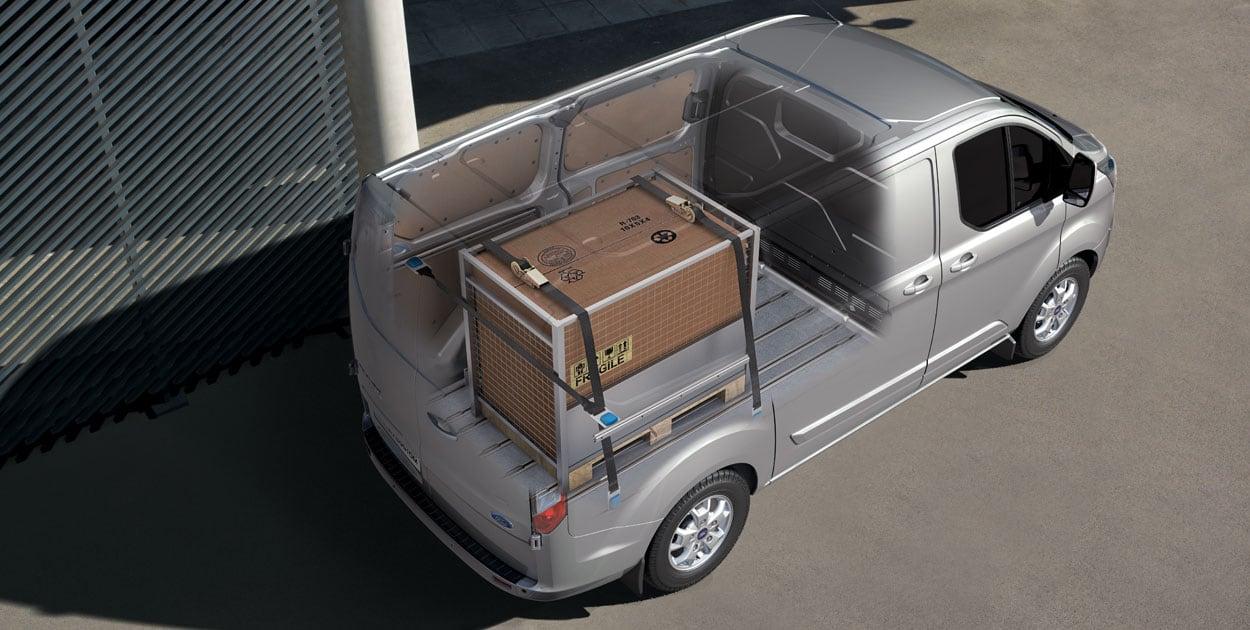 Ford Transit Custom 2019 precio en México carga