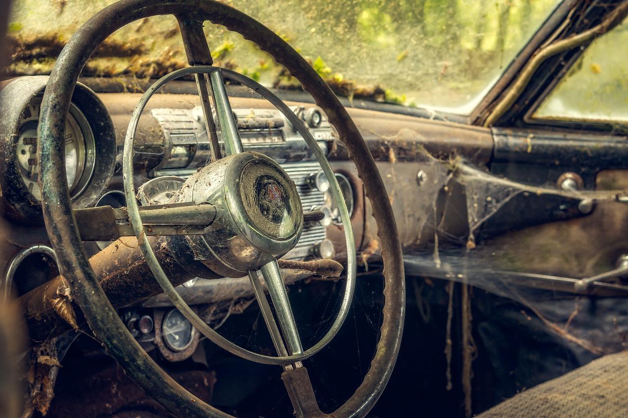 ¿Cómo comprar un auto clásico?