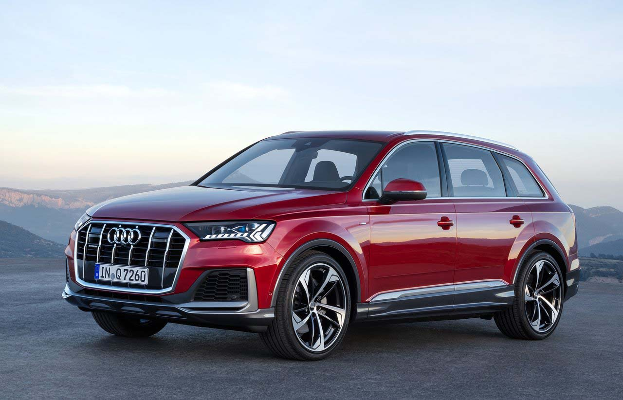 La Audi Q7 es referencia del mercado en materia de calidad