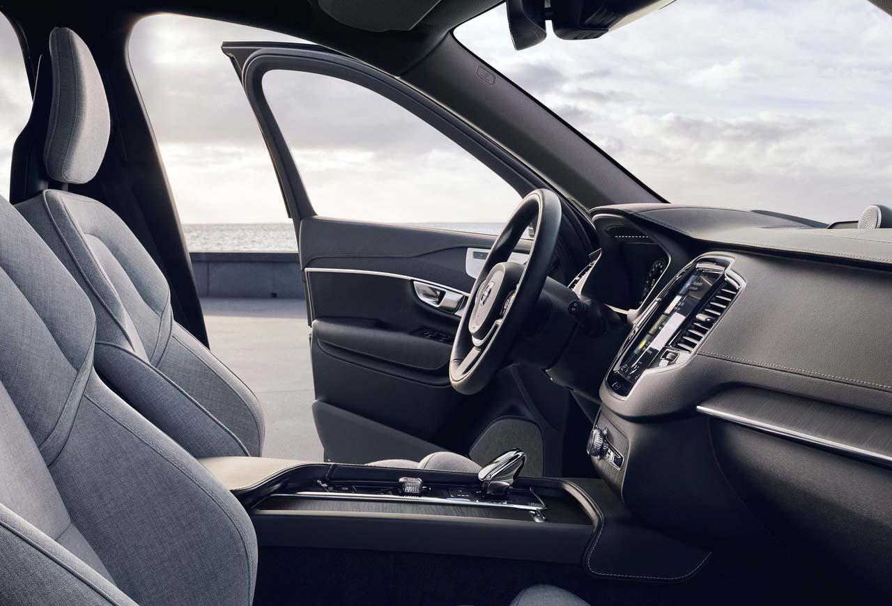 La Volvo XC90 tiene un estilo muy diferente a lo que podemos ver en otras marcas