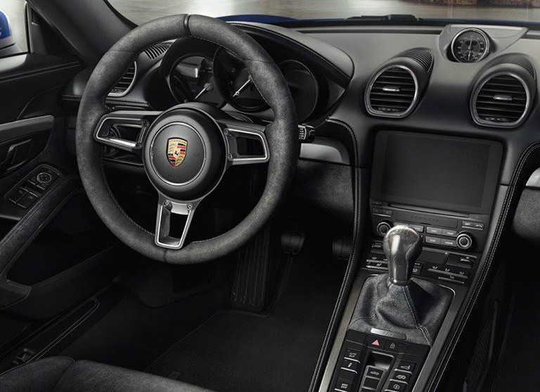 Porsche Exclusive Boxster Spyder