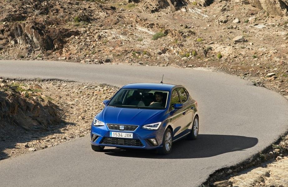Ford Fiesta S 2019 SEAT Ibiza Reference 2019 Comparativa
