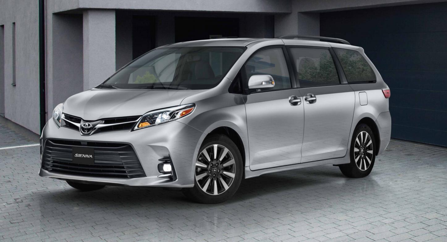 La Toyota Sienna Ltd 2020 resena ventajas desventajas tiene un diseño más elegante y moderno