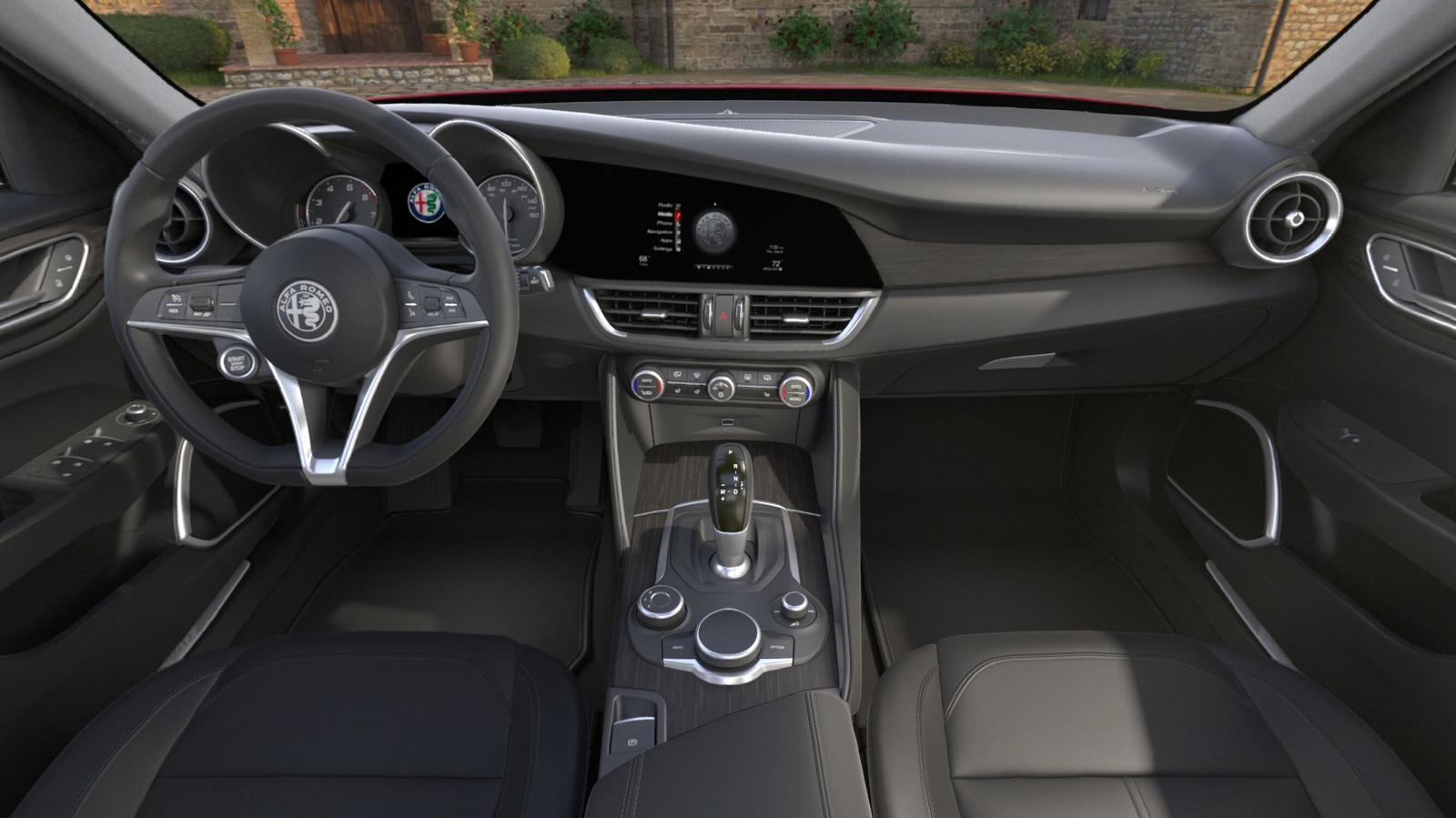 Alfa Romeo Giulia TI 2019 resena ventajas desventajas