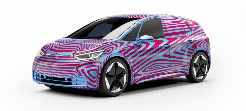 Confirmado, Ford fabricará sus autos eléctricos sobre la plataforma MEB de Volkswagen