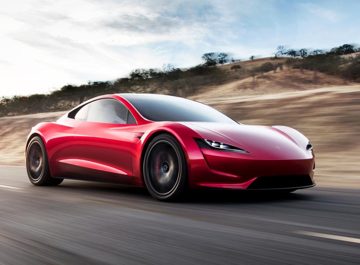 La versión más salvaje del Tesla Roadster entregará una aceleración de 0 a 100 km/h en solo 1.9 segundos