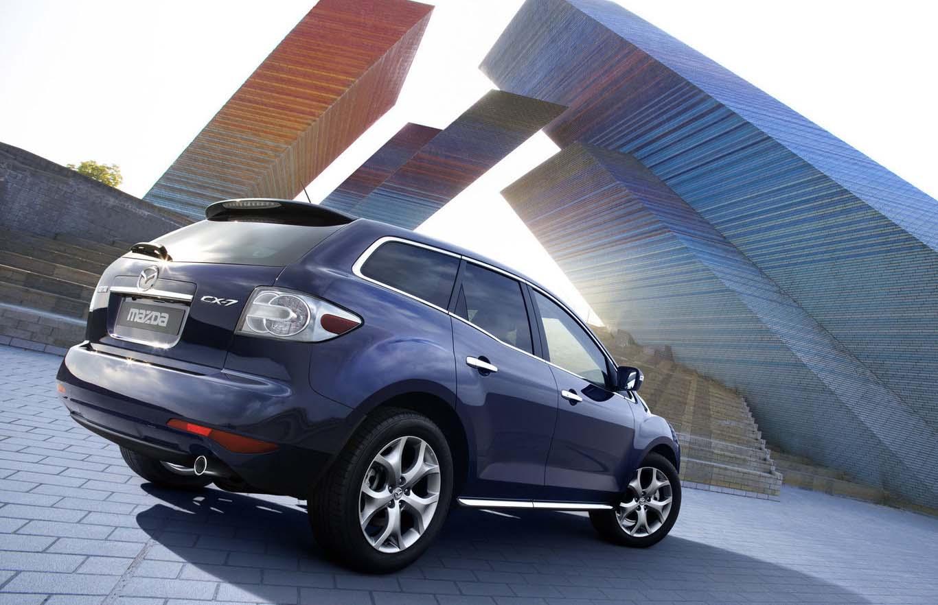 La Mazda CX-7 se fabricará en Alabama