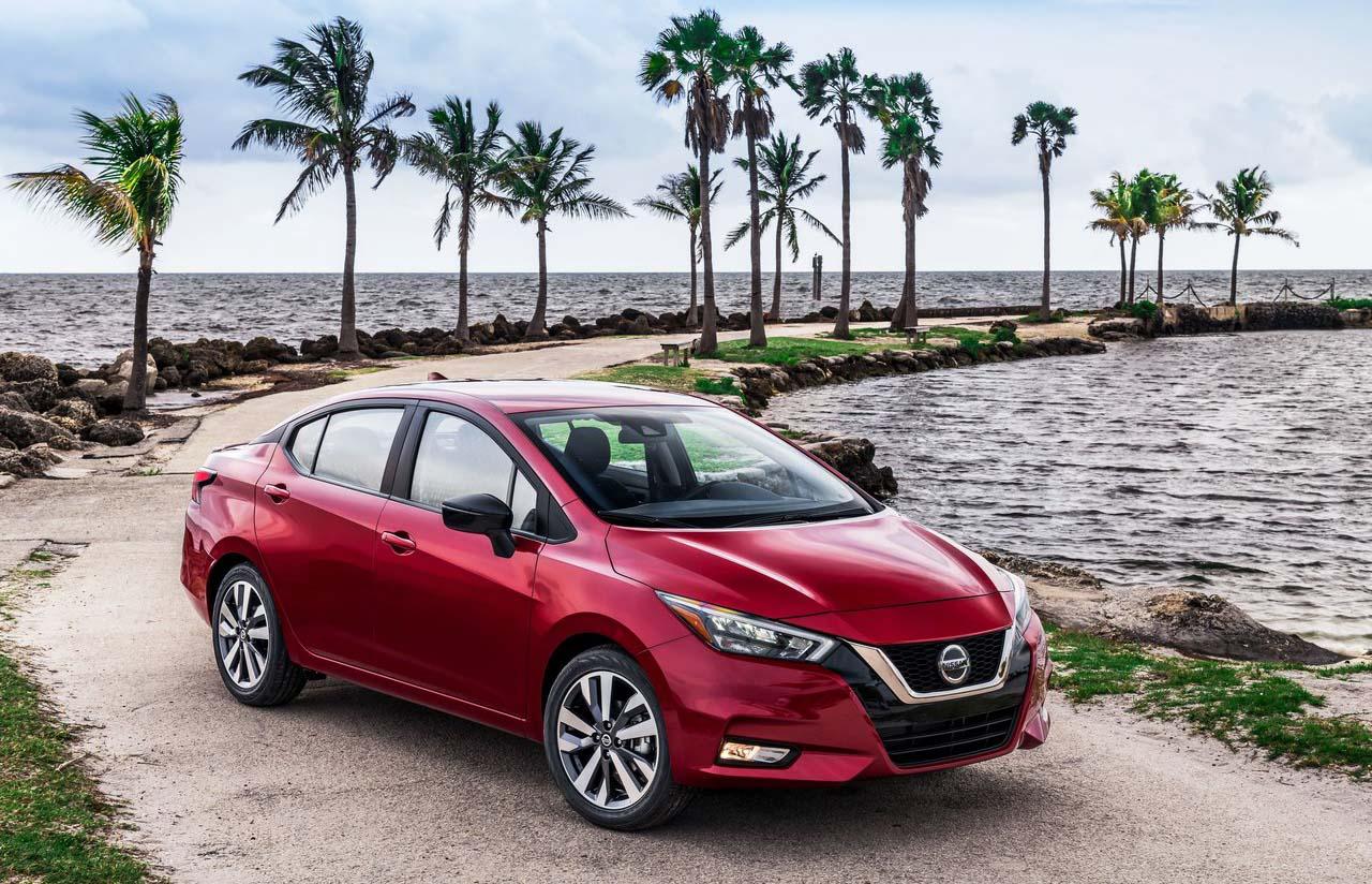 El Nissan Versa es el auto con mejor nivel de ventas en nuestro país