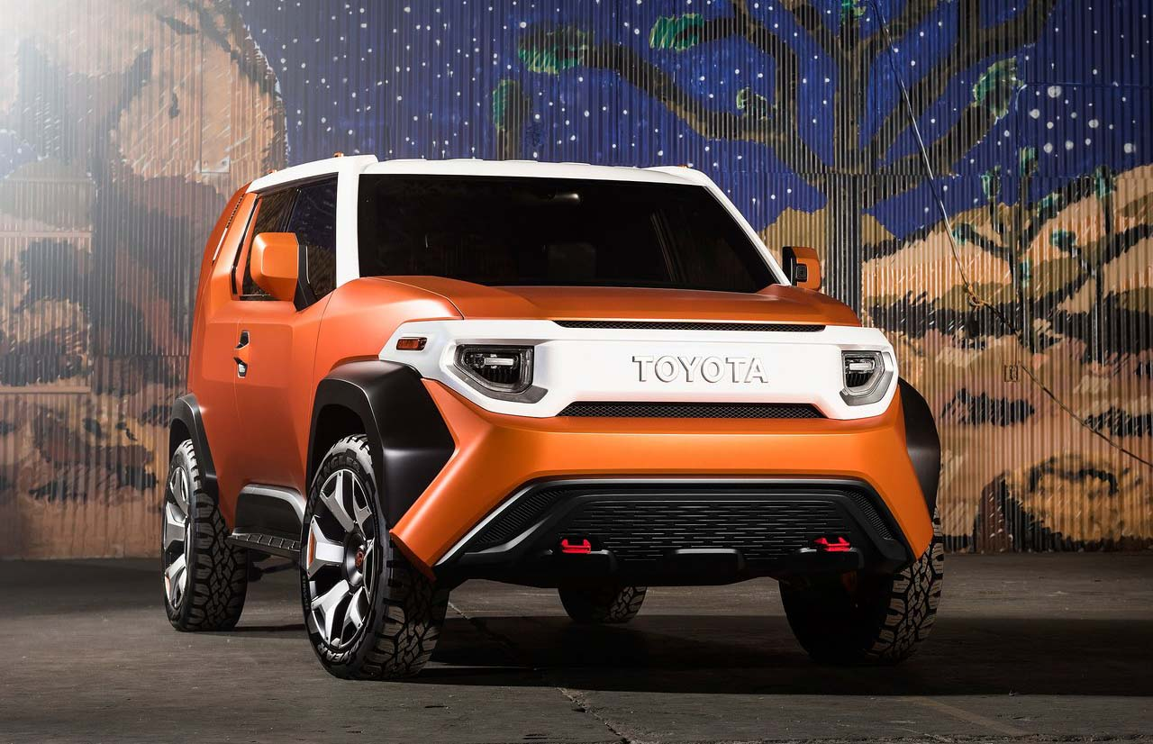 Toyota podría llevar a producción a la Toyota FT-4X