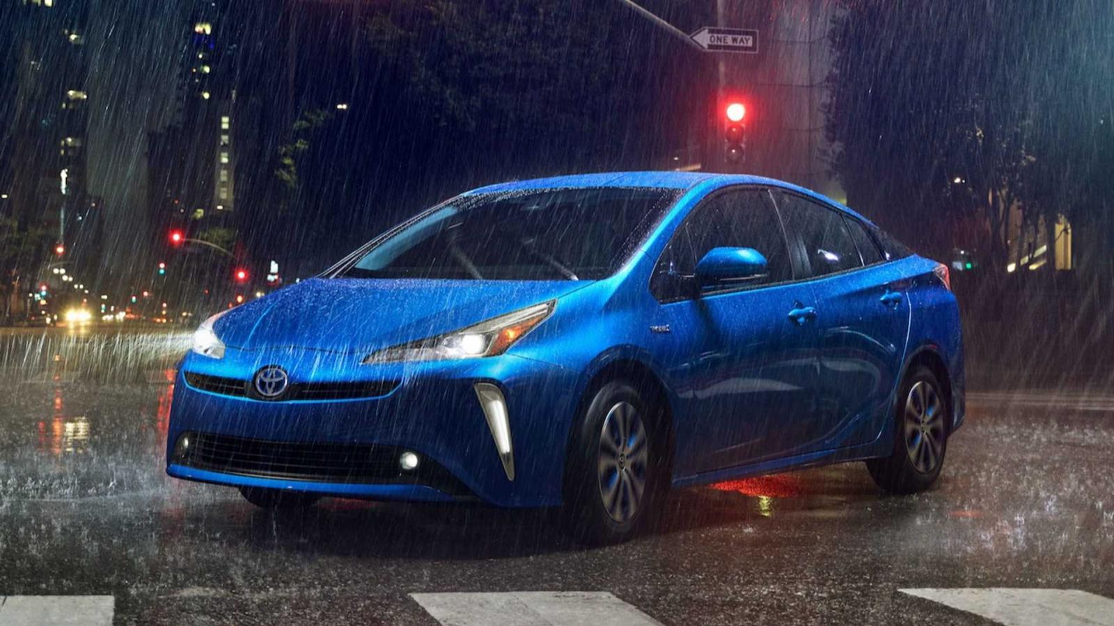 Autos recomendados para taxi en mexico Toyota Prius