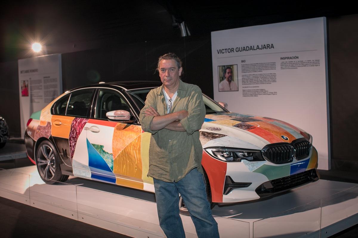 BMW Serie 3 Víctor Guadalajara