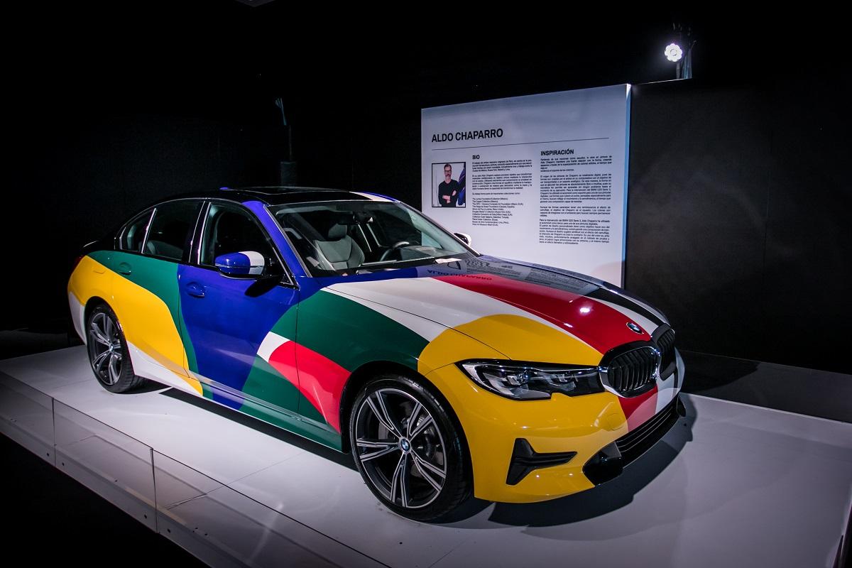 BMW Serie 3 Aldo Chaparro