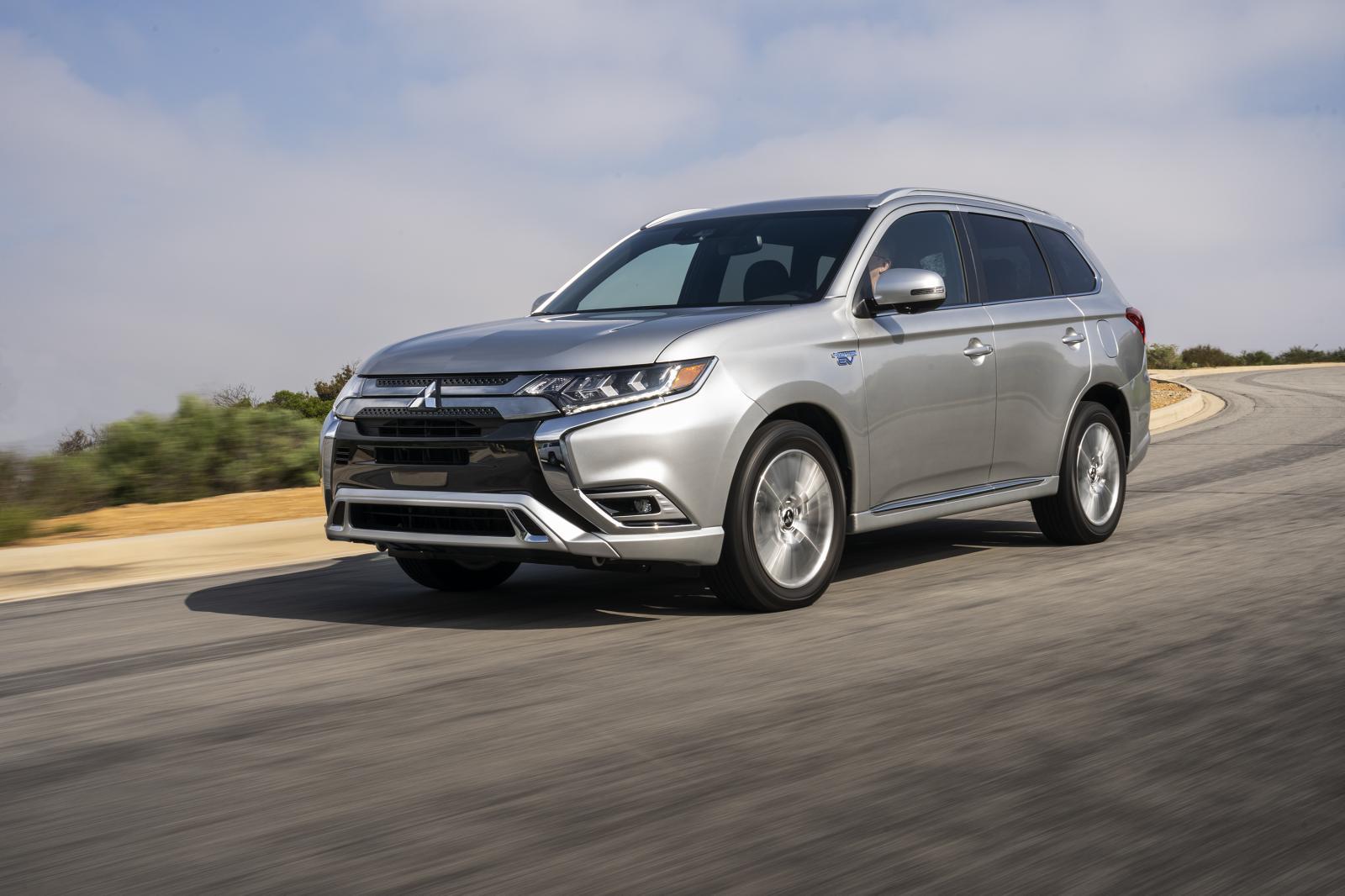 Mitsubishi Outlander PHEV 2019 precio en México