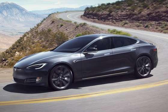 Tesla model s precio usa